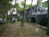 Edisto Beach beach walk house