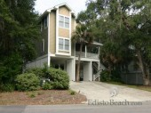 Edisto Beach ocean ridge house