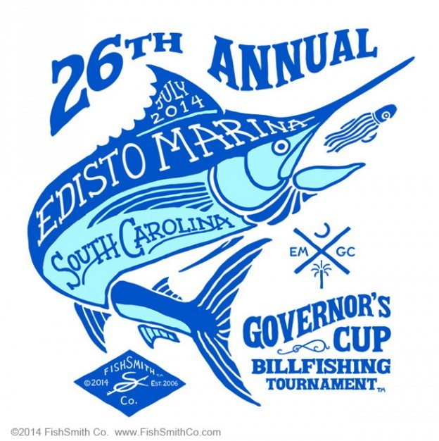 26th annual edisto marina billfish tournament