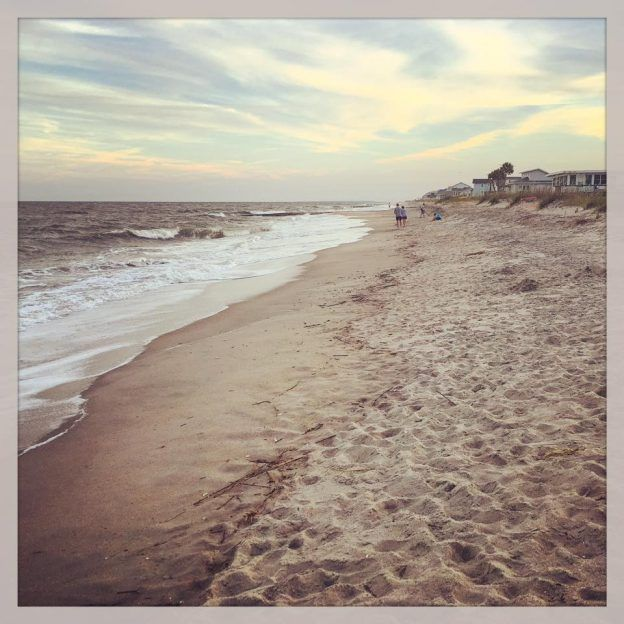 Edisto Beach Thanksgiving